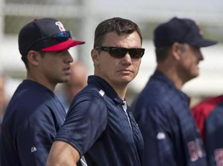 General manager Ben Cherington has dramatically changed the Red Sox roster since earning the job in October 2011.